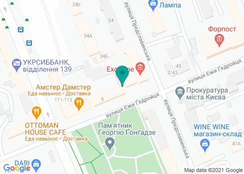 Диагностический центр «3Dlab Morita» - на карте