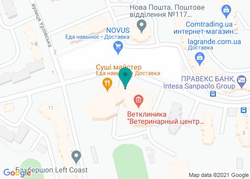 Клиника эстетической стоматологии «NikaDent» - на карте