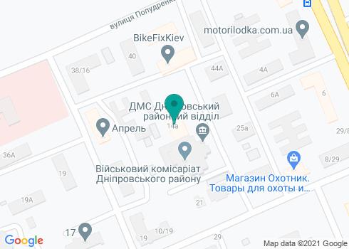 Медицинский центр «Агапит» - на карте