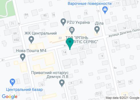 Медицинский центр «Диамант Дент» - на карте
