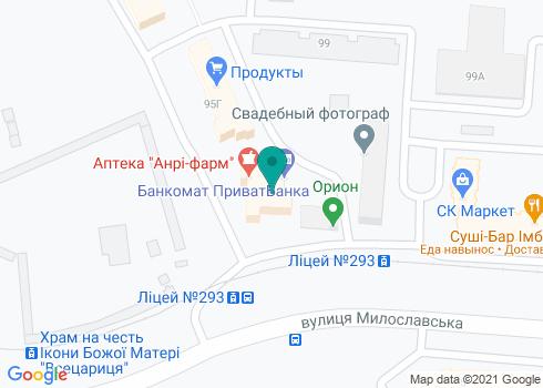 Медицинский центр «Медицинские справки», Стоматологическое отделение №1 - на карте