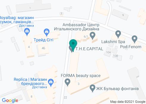Ортодонтический центр «Invisalign» - на карте