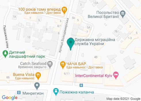Оздоровительный центр «Модест», стоматологическое отделение - на карте