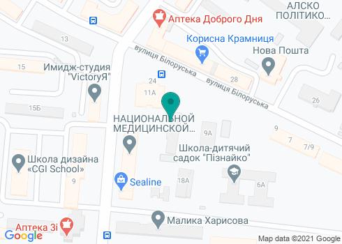 Социальный центр семейной стоматологии «ЛанаДент» - на карте