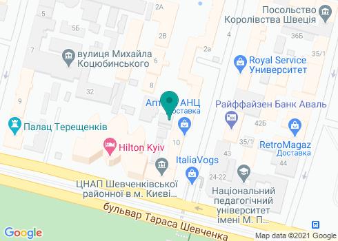 Стоматологическая клиника «DentalNiche» - на карте