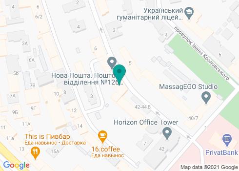 Стоматологическая клиника «Dentopolis» - на карте