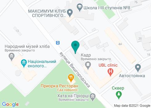 Стоматологическая клиника «Dominus» - на карте