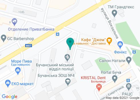 Стоматологическая клиника «Dimax-Dent» - на карте
