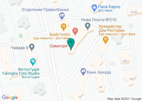 Стоматологическая клиника «Esthetic Dental Clinic» - на карте