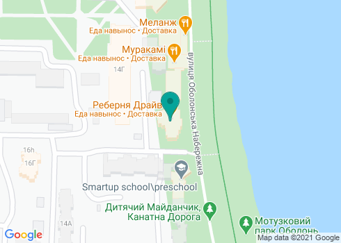 Стоматологическая клиника «K&M» - на карте