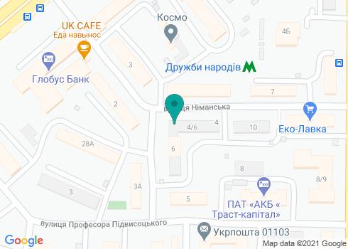 Стоматологическая клиника «Helena Dent» - на карте