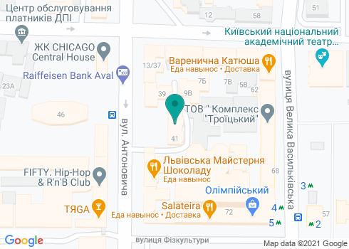 Стоматологическая клиника «Авиценна» - на карте
