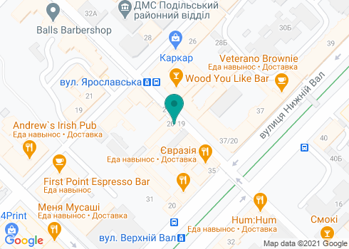 Стоматологическая клиника «Wentа Lux» - на карте