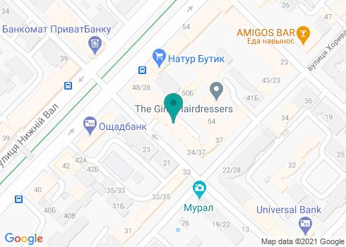 Стоматологическая клиника «Айдент» - на карте