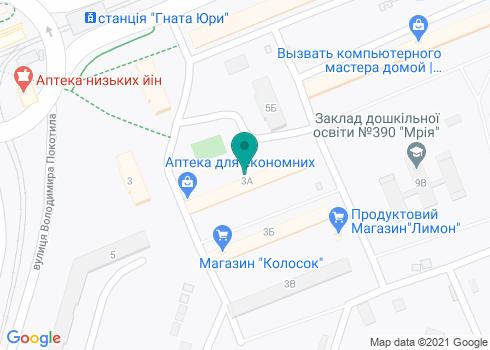 Стоматологическая клиника «Блеск» - на карте