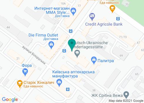 Стоматологическая клиника «БиГ-клиник» - на карте