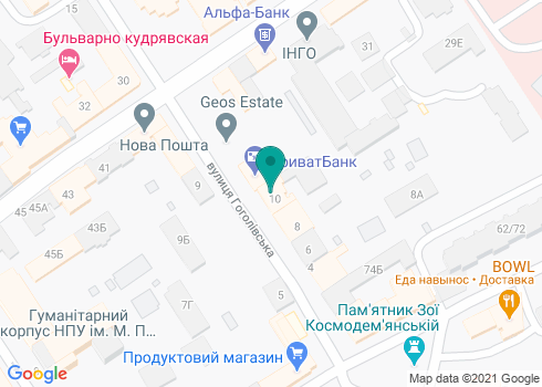 Стоматологическая клиника «Виктория СТ» - на карте