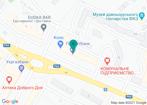 Стоматологическая клиника «Дента» - на карте
