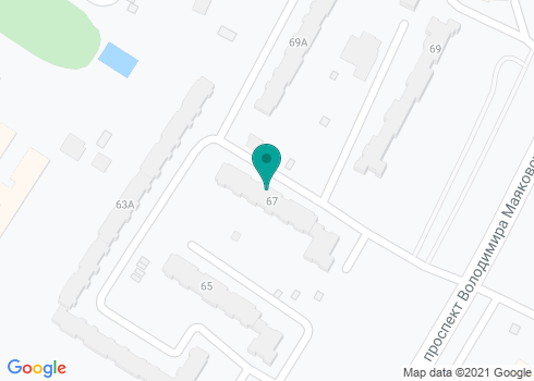 Стоматологическая клиника «Дентал-Стандарт» - на карте