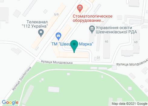 Стоматологическая клиника «Дипазон-1» - на карте