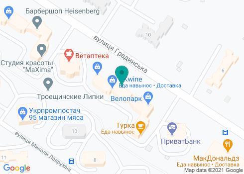 Стоматологическая клиника «Дюшато» - на карте