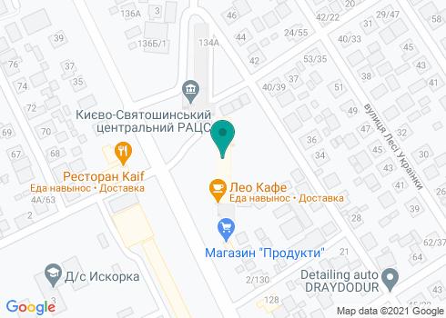 Стоматологическая клиника «К-Дент» - на карте