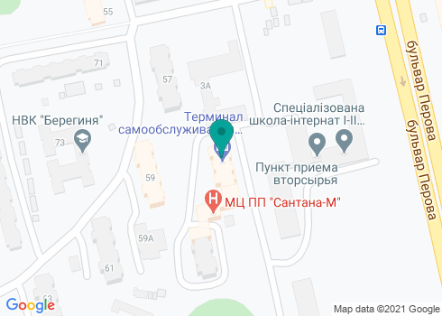Стоматологическая клиника «ИноДент» - на карте