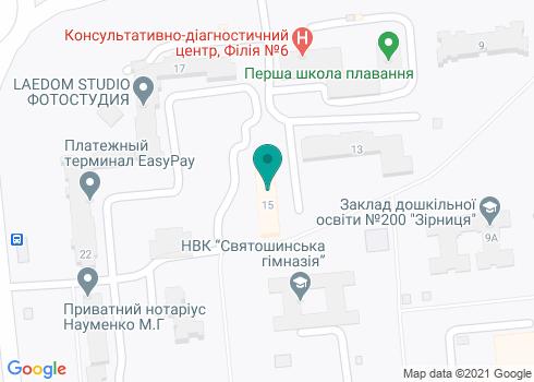 Стоматологическая клиника «Косметическая стоматология» - на карте