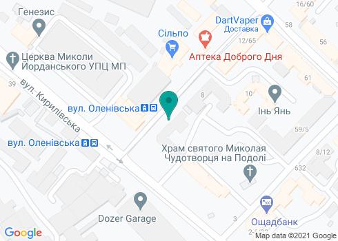 Стоматологическая клиника «Лик-Дент» - на карте