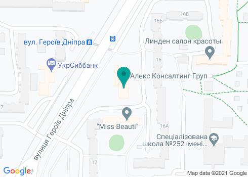 Стоматологическая клиника «Ливант ВЛ» - на карте