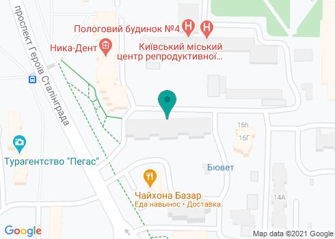 Стоматологическая клиника «НикаДент» - на карте