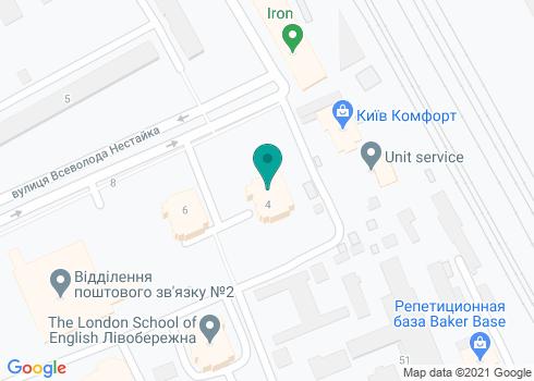 Стоматологическая клиника «Перфект-Дент» - на карте