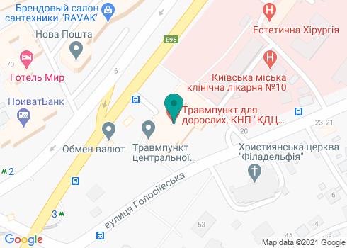 Стоматологическая клиника «Пульп-Дент» - на карте