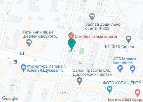 Стоматологическая клиника «Семейная стоматология» - на карте