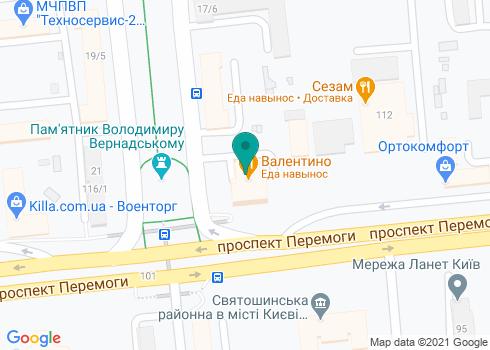 Стоматологическая клиника «Слан-Медик» - на карте
