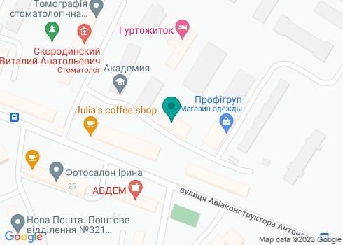 Стоматологическая клиника «Эконом стоматология» - на карте