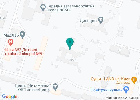 Стоматологическая клиника «Стоматология без боли» - на карте
