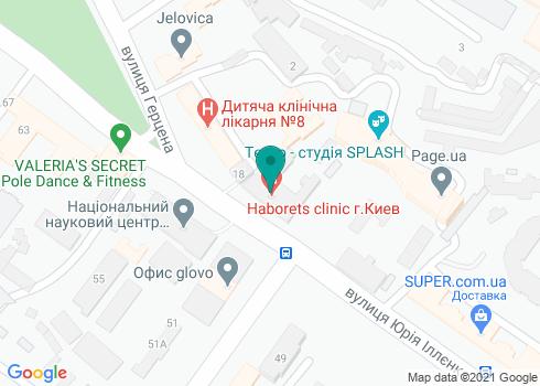 Стоматологическая клиника «Стоматология на Мельникова» - на карте