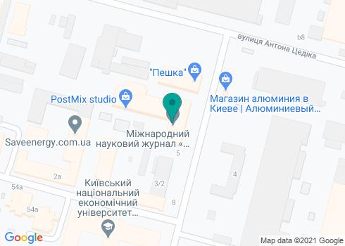 Стоматологическая клиника «Супердент и К» - на карте