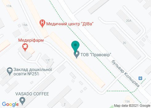 Стоматологическая клиника «Шепиль» - на карте