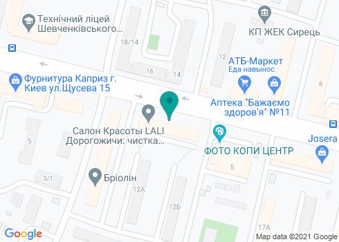 Стоматологическая клиника Боровик - на карте
