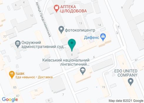 Стоматологическая клиника доктора Захаренко - на карте