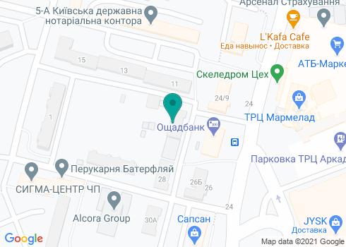 Стоматологическая поликлиника Соломенского района - на карте