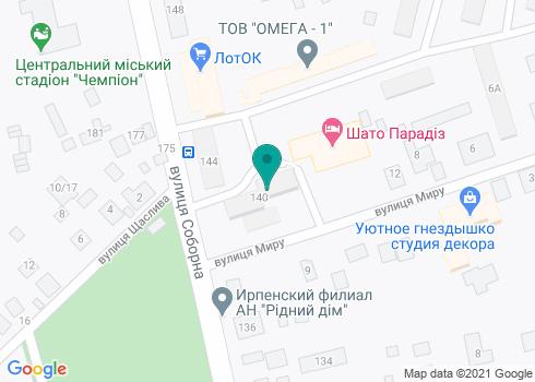 Стоматологический кабинет «ЖПИТ» - на карте