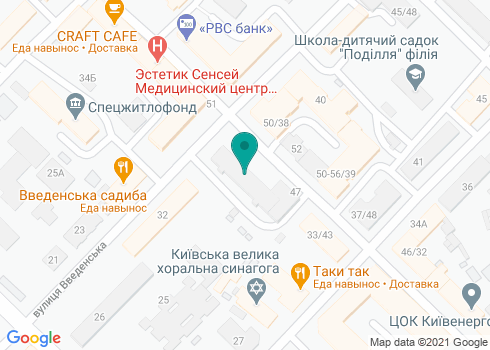Стоматологический кабинет «Стомакон» - на карте