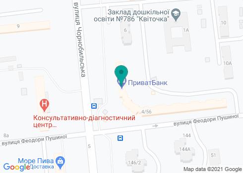 Стоматологический кабинет, ЧП Бедарев С. Л. - на карте