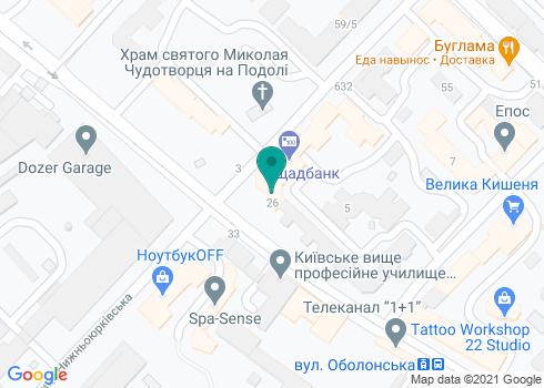 Стоматологический кабинет Шимко М.И. - на карте