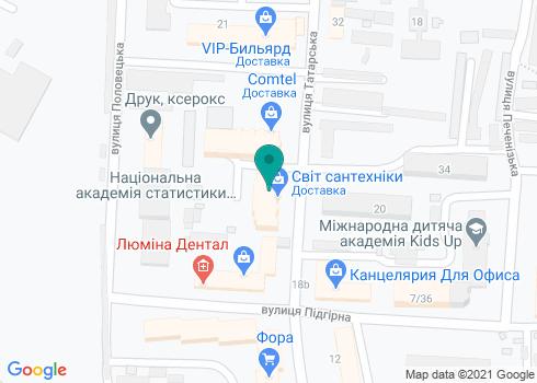 Стоматологический кабинет доктора Стасюка - на карте