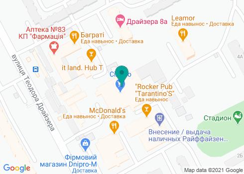 Стоматологический центр «Кебот-Нью» - на карте