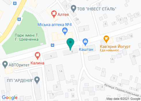 Стоматологический центр Клиника Слаутинского - на карте
